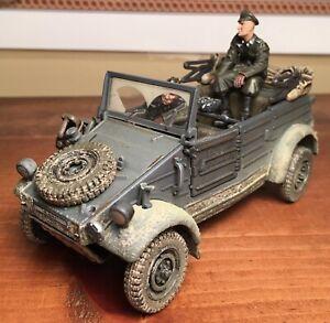 Forces Of Valor Unimax 1:32 German Kubelwagen Car Normandy, 1944 #82005