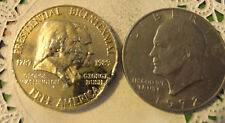 Commerative large/dollar size /heavy medal/Token /Presidents #168