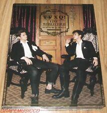 TVXQ! DONG BANG SHIN KI THE 4TH WORLD TOUR Catch Me LIVE ALBUM K-POP 2 CD SEALED