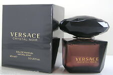 Versace Crystal Noir  90 ml EDP Spray NeuOVP