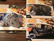 3x Revell Star Wars: 06767/06768/06769