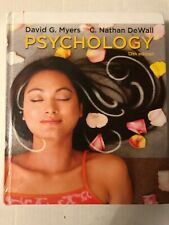 Psychology 12th edition David G Meyers And C Nathan Dewell