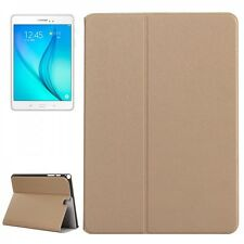 Smart Cover Cover Gold for Samsung Galaxy Tab a 9.7 T551 T555 N Cover Case New