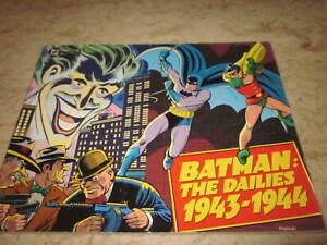Batman The Dailies 1943-1944