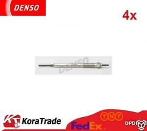 4x DENSO DG-245 DIESEL HEATER GLOW PLUG