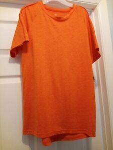 NEW ~ Champion C9 ~ Boy's Size XL (16-18) T-Shirt ~ Orange