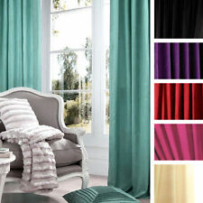 Catherine Lansfield Polyester Living Room Curtains Blinds