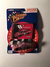 NASCAR Winner's Circle Driver Sticker Series 1:64 2002 See Description for Cars