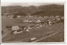POSTCARDS-SCOTLAND-SCOURIE-RP. Scourie Village.