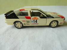 SOLIDO Audi Quatro Rallye San Remo  N° 1215 1/43
