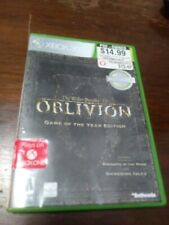 The Elder Scrolls IV: Oblivion (Game of the Year Edition) Xbox 360 *DISC 2 ONLY*