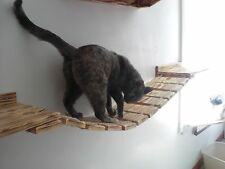 Cat bridge w/ Cat Shelves