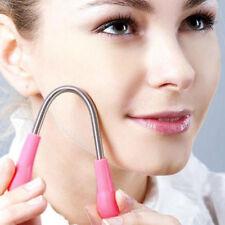 Epilator Epistick Smooth Spring Facial Hairs Threading Hair Removal Remover BM