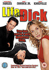 Life Without Dick (DVD, 2008) comedy. Sarah Jessica Parker. Knoxville