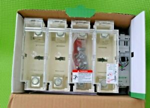 Schneider Electric GS2LB4 BS Fuse Switch Body 4P 160A, Fuse Disconnect Sw.4 X 16