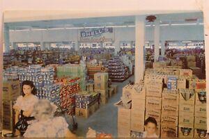 Florida FL Miami Shell Super Store Postcard Old Vintage Card View Standard Post