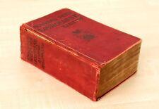 30/ ANCIEN LIVRE NOUVEAU PETIT LAROUSSE ILLUSTRE - AUGE 1934 -Librairie LAROUSSE