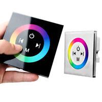 12A Touch Dimmer Schalter Controller für RGB 3528 LED Streifen Licht DC12 / 24V