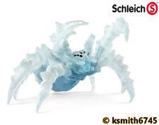 Schleich Eldrador Creatures ICE SPIDER plastic toy monster bug * NEW 💥