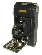 Vintage Clean & Working ANSCO Spring Wind Semi-AUTOMATIC Roll Film Camera