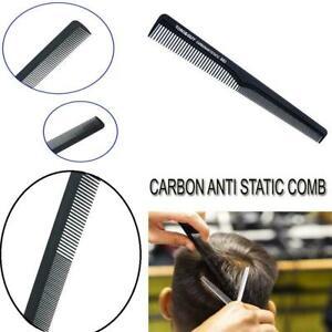 Men Women Professional Salon Barber Comb Hairdressing Pocket Black Cutting Hair