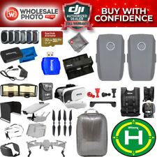 DJI Mavic 2 Pro Accessory Kit Incl 2 Batteries Hardshell Backpack Filters + More