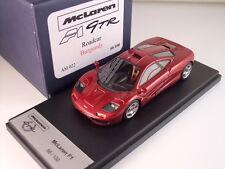 1/43 Autobarn AB Mclaren F1 GTR Roadcar Burgundy AM022