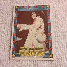 1978 Monty Gum - ELVIS PRESLEY - Club Card From Holland - (Blank Back) - Card 26