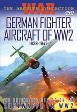 German Fighter Aircraft of Ww2 39-42 0881482301096 DVD Region 1