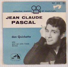 Jean-Claude Pascal 45 tours 1958