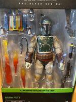Star Wars Black Series (Return of the Jedi) Deluxe Boba Fett