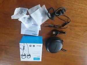 Anker Soundcore Spirit Sweat proof Sports Bluetooth Earphones - Black