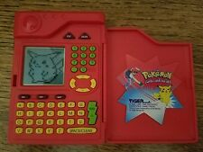 Pokemon Pokedex (Tiger Electronics) Working!!