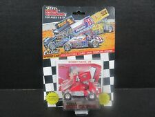 1993 Racing Champions # 4 Bobby Davis Jr. -- 1/64th sprint car -- Stock # 622B