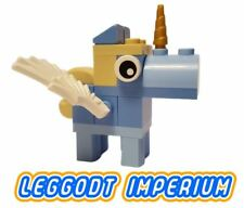 LEGO Custom Pin Brooch - Flying Unicorn - FREE POST