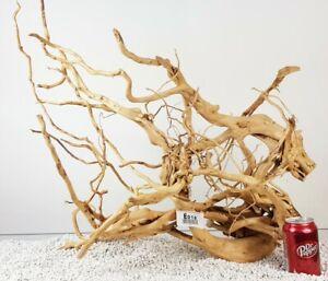 Aquarium Terrarium Wood Red Moor Root Bogwood For Fish Tank 46x40x68cm E16
