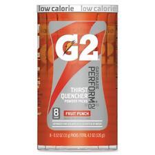 The Gatorade Company Gatorade Powder Drink Mix Fruit Punch 13168