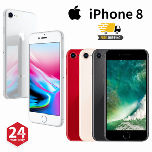 NUOVO  IPHONE 8 64GB Nero  - Argento - Oro Smartphone GARANZIA 24 MESI 64 GB IT
