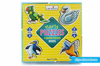 Creative's Early Puzzles Birds Kids Visual Educational Aid Develop Motor Skills