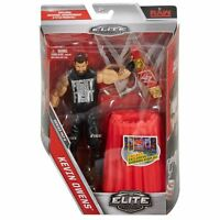 WWE ELITE 47 SERIES KEVIN OWENS RAW BELT NXT WRESTLING MATTEL FIGURE ACCESSORIES