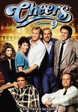 Cheers Complete Ninth Season 0097361327341 With Ted Danson DVD Region 1