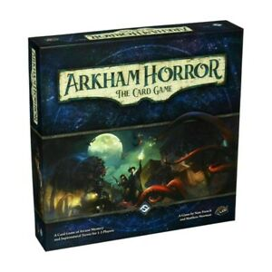 Arkham Horror The Card Game Core Set FFG Sealed 1-2 Players / 14+ / 1-2 Hrs