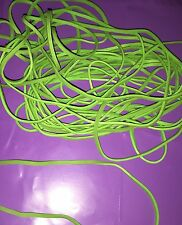 "25 Epdm X-Treme Lime Green Rubber Bands - Uv & Ozone Resistant-117B 7"" x 1/8"""