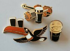 More details for guinness pin badge x3