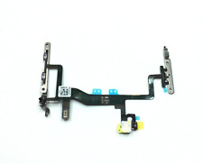 "OEM New Power Volume Switch Button Flex Cable Replacement for iPhone 6S 4.7"" USA"