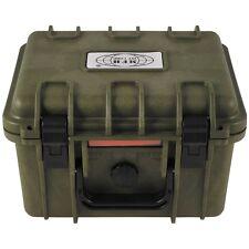 MFH Box, Kunststoff, wasserdicht, 26,7x23,9x17,6 cm, oliv