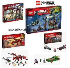 Lego Ninjago & Movie Sets - Firstbourne/Destiny's Bounty & MORE - New