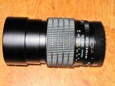 MAMIYA 645 Sekor A 150 mm 2.8 Objektiv, die rare lichtstarke Version bitte lesen