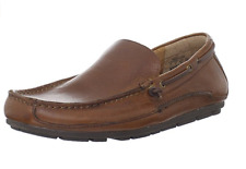 Fossil Dean Driver Leather Tan Mens Shoes size US 7,7.5,8.5,9.5,10,12,13