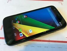 New listing Motorola Moto G - Xt1045 - 8Gb - Black (Unlocked) Smartphone - Good Cond - Works